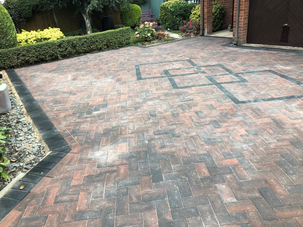 Block Paving Installation in Leighton Buzzard