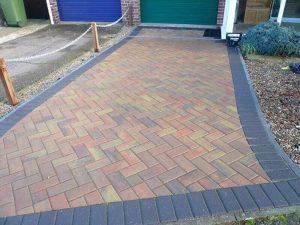 Concrete Flat Top Edging Kerb