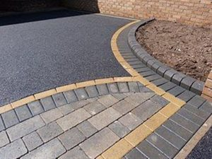 KL Block Paving Kerb