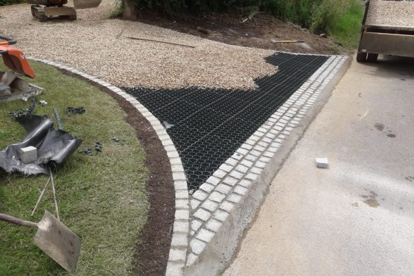 Permeable Driveway Options