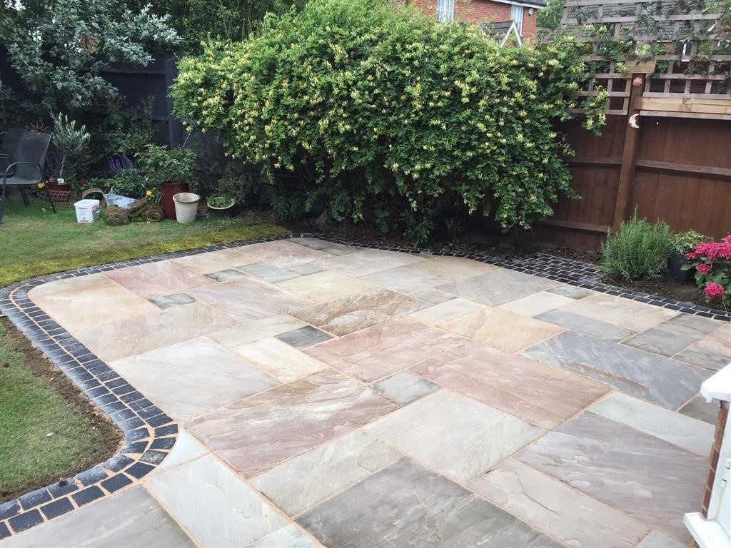 Patio Laid in Leighton Buzzard