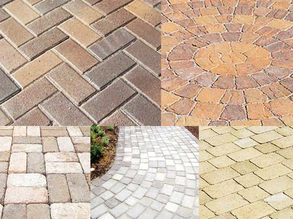 Block Paving Patterns For Driveways and Patios